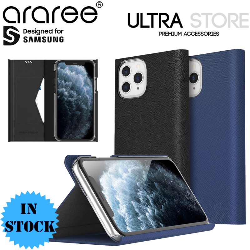 Araree BONNET Stand Card Slot Wallet Flip Cover Case for iPhone 11 Pro / Pro Max