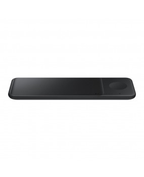 GENUINE Samsung 3-in-1 Fast Qi Wireless Charger Trio for Galaxy/ Watch / EarBuds