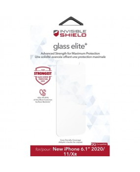 ZAGG InvisibleShield Glass Elite+ Screen Protector for Apple iPhone 12 / 12 Pro