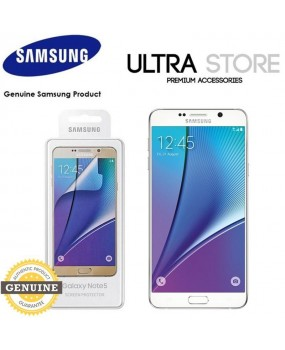 GENUINE Original Samsung Screen Protector 2 Pcs Pack for Galaxy Note 5 SM-N920