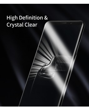 ROCK 0.18mm Full Coverage Flexible Hydrogel Screen Protector Huawei Mate 10 / Mate 10 Pro