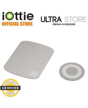 Genuine iOttie Metal Plate Kit Pack for iTap Magnetic Car Vent and CD Slot Mount