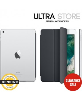 Genuine Original Apple Smart Cover Flip Case for iPad Mini 4 - White