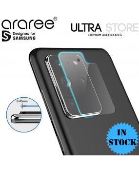 Araree C-Sub Tempered Glass Camera Screen Protector for Samsung Galaxy S20 Ultra