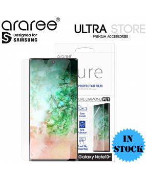 Araree Pure Diamond PET Film Soft Screen Protector Samsung Galaxy Note 10 10+