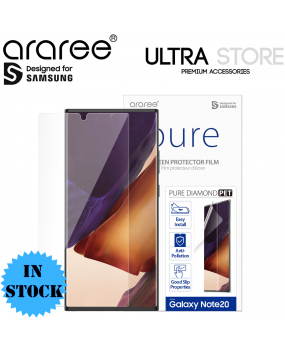 Araree Pure Diamond PET Film Soft Screen Protector Samsung Galaxy Note 20 /Ultra