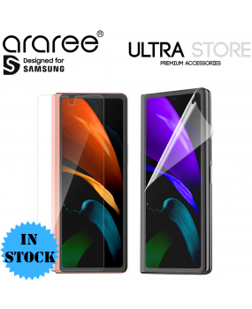 Araree Pure Diamond PET Film Soft Screen Protector for Samsung Galaxy Z Fold 2