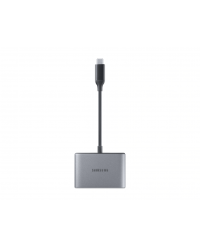 GENUINE Original Samsung Multiport Adapter USB-C USB 3.1 HDMI 4K PD 3.0 EE-P3200