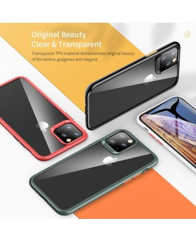 ROCK Guard Pro Hybrid TPU Protection Case Cover for Apple iPhone 11 Pro 5.8""