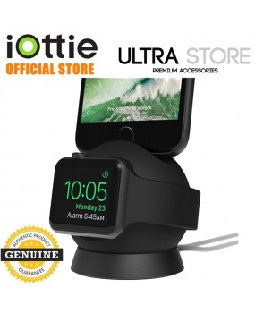 iOttie OmniBolt Apple iWatch & iPhone Charging Stand iPhone X Xs Max 8 7 Plus SE