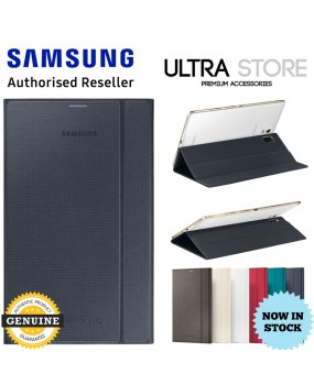 Genuine Original Samsung Galaxy Tab S 8.4 Book Case Smart Cover SM-T700 SM-T705