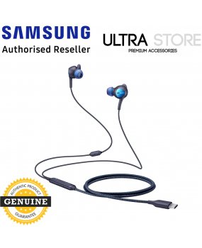 GENUINE Original Samsung ANC Type-C Earphones Noise-cancelling Wired Headsets