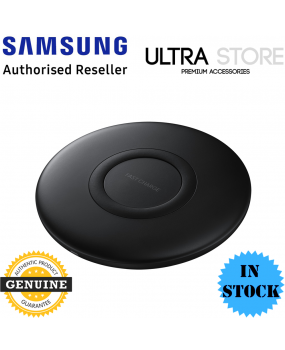 GENUINE Samsung Fast Qi Wireless Charger Pad Note 20 Ultra Note 10 S20 Plus S10