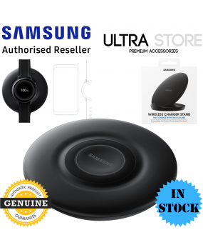 GENUINE Samsung Fast Qi Wireless Charger Pad for Galaxy Note 10+ 10 S10 iPhone