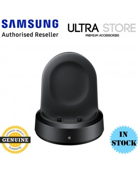 GENUINE Samsung Galaxy Watch Wireless Charging Dock Charger Stand Cradle - Black