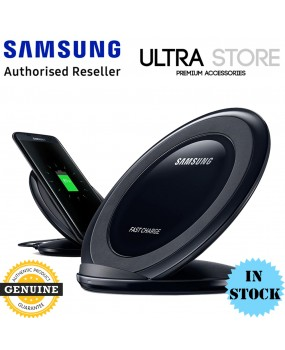 Genuine Samsung Wireless Fast Charging STAND Pad for Galaxy S6/S7 & edge/Note 5/7