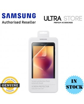 GENUINE Original Samsung Galaxy Tab A 8.0 2017 FILM Screen Protector 2 pcs pack
