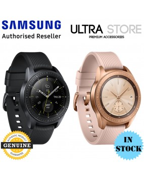 GENUINE Original Samsung Galaxy Watch 42mm R810 Bluetooth / R815 LTE (AU Stock)