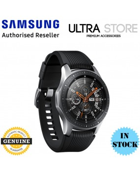 GENUINE Samsung Galaxy Watch 46mm R800 Bluetooth / R805 LTE - Silver (AU Stock)