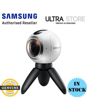 GENUINE Original Samsung Gear 360 Real 360° High Resolution VR Camera SM-C200