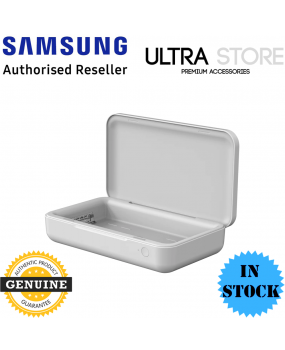 GENUINE Samsung ITFIT UV Steriliser + Wireless Charger GP-TOU020SABWW