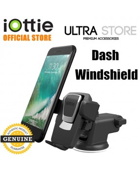 Genuine iOttie Easy One Touch 3 Dash & Windshield Car Mount Phone Holder Dock