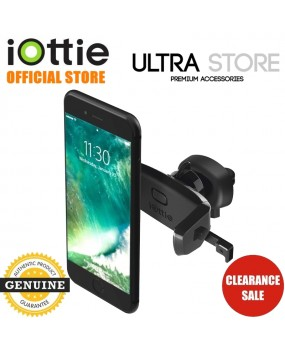 iOttie Easy One Touch Mini Air Vent Car Mount Phone Holder iPhone Samsung Galaxy