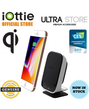 Genuine iOttie iTap Wireless Qi Charging Magnetic Dash Car Mount Phone Holder
