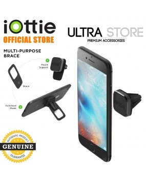 iOttie iTap Magnetic Mini Air Vent Car Mount Holder iPhone X 8 7 Plus Galaxy S8+