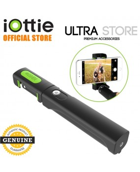 iOttie MiGo Bluetooth Selfie Stick Handheld Monopod Clamp iPhone X 8 7 Samsung GoPro