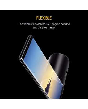 ROCK 0.12mm 3H Full Coverage Flexible TPU Screen Protector Samsung Galaxy Note 8