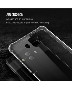 ROCK Fence Hybrid Military Grade Air Cushion TPU Cover Case for Huawei Mate 10