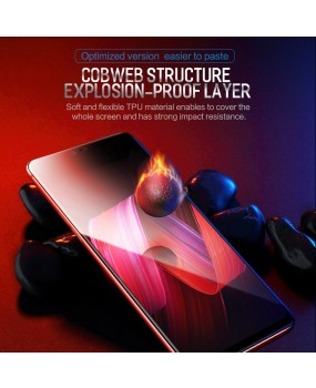 ROCK Hydrogel Soft Flex Full Coverage Screen Protector for Oppo R15