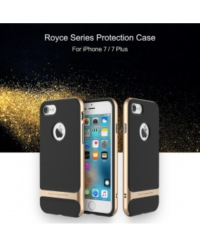 ROCK Royce Hybrid Slim Shockproof Case Cover for iPhone 7 7 Plus 8 8 Plus
