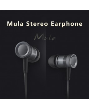 ROCK Mula Universal 3.5mm Stereo Bass In-ear Earphone Earbud Headset with Mic