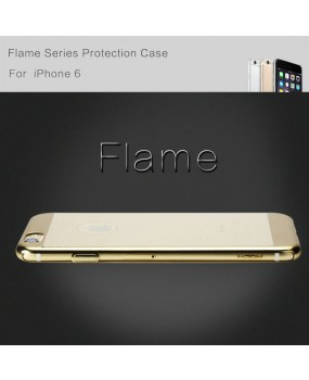 ROCK Flame Hybrid Electroplating Protective Slim Case Cover iPhone 6 6s 6 Plus 6s Plus