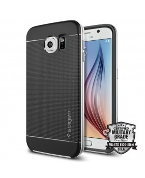 Genuine Spigen Neo Hybrid Military Grade Shockproof Case Cover for Samsung Galaxy S6
