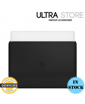 "Genuine Apple Leather Sleeve Case Cover for MacBook Pro 13"" Air 13"" / Pro 15"""