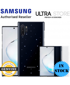 GENUINE Original Samsung Galaxy Note 10 / Note 10+ Plus 5G LED Back Cover Case
