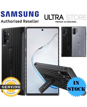 GENUINE Original Samsung Galaxy Note 10 10+ 5G Protective Kickstand Cover Case
