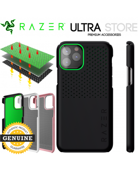 Razer Arctech Slim Heat Venting Back Case Cover for Apple iPhone 11 Pro / Max