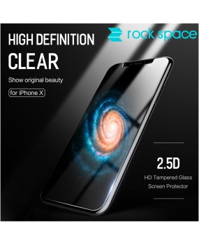 Rock 0.18/0.26mm Anti-Blue Light Tempered Glass Screen Protector for iPhone X XS