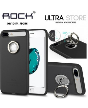 ROCK M2 Ring Holder Defender Kickstand TPU Case Cover Apple iPhone 7 7 Plus 8 8 Plus