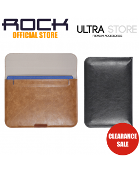 ROCK Sleeve Case Pouch for Microsoft Surface Pro 3 4 6 2017 iPad Pro Macbook Air