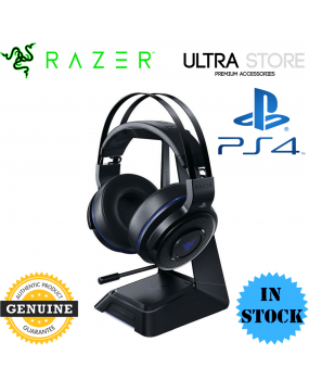 Razer Thresher Ultimate 7.1 Dolby Sound Wireless Surround Gaming Headset for PS4