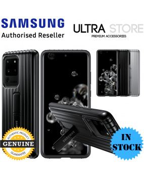 GENUINE Original Samsung Galaxy S20 S20+ Ultra Protective Cover Kickstand Case