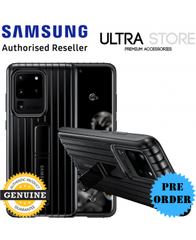 GENUINE Original Samsung Galaxy S20 S20+ S20 Ultra Protective Cover Stand Case