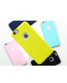 ROCK Melody 0.4mm Hybrid Thin Slim Soft Silicone Case Cover for iPhone 6 6s 6 Plus 6s Plus