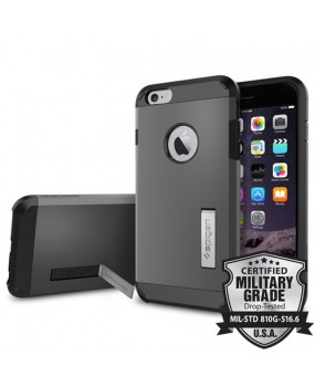 Genuine Spigen Tough Armor Heavy Duty Military Grade Shockproof Case Cover iPhone 6 Plus / 6s Plus