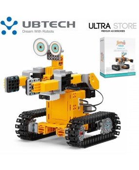 UBTECH Jimu TankBot Kit Robot Bluetooth Stem Education Learning Robotics